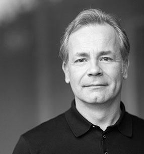 9. Philharmonisches Konzert 2017/18 · Axel Kober Dirigent · Foto: Susanne Diesner