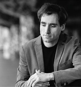 10. Philharmonisches Konzert 2017/18 · Boris Giltburg Klavier · Foto: Sasha Gusov