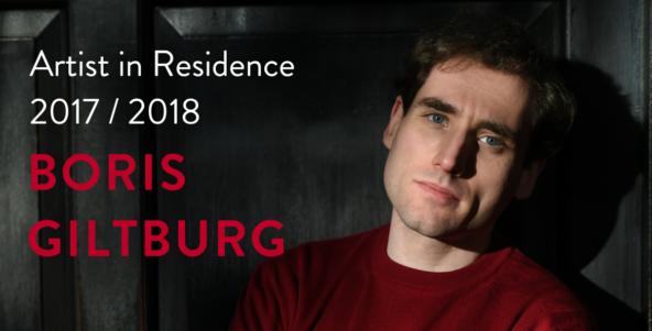 Artist in Residence 2017/18