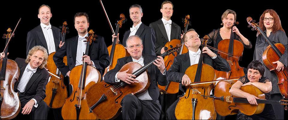 Duisburger Philharmoniker: Die Violoncelli