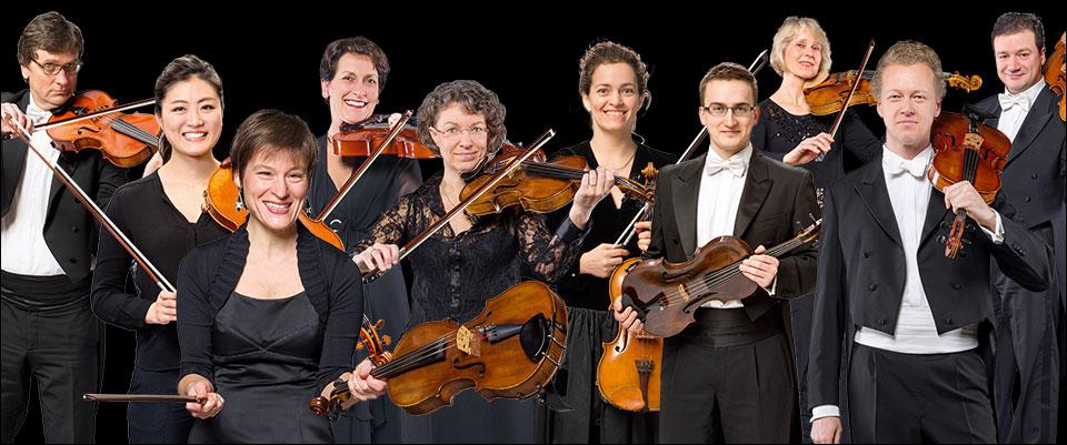 Duisburger Philharmoniker: Die Violen