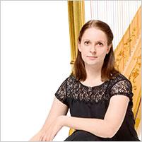 Katrina Szederkenyi, Harfe