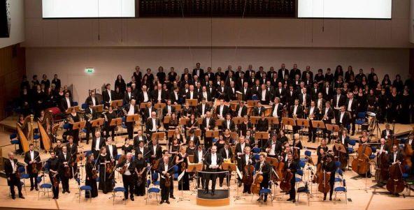Presse-Echo zum 2. Philharmonischen Konzert