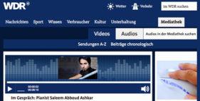 Im Gespräch: Pianist Saleem Abboud Ashkar