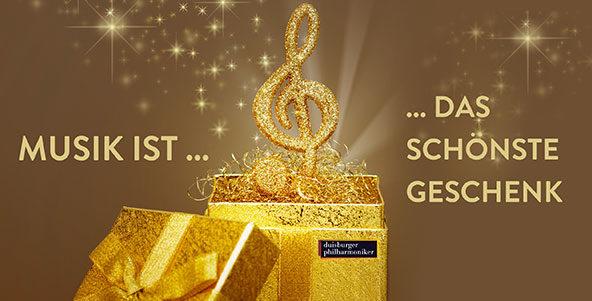 Musik ist das schönste Geschenk!