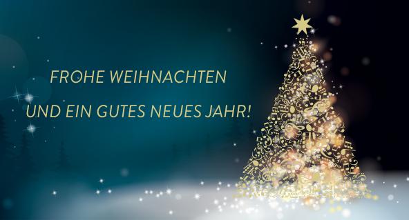 Wir WГјnschen Euch Frohe Weihnachten Und Ein Gutes Neues Jahr