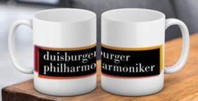 Neuer Shop der Duisburger Philharmoniker