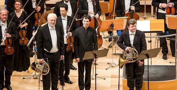 Presse-Echo zum 5. Philharmonischen Konzert