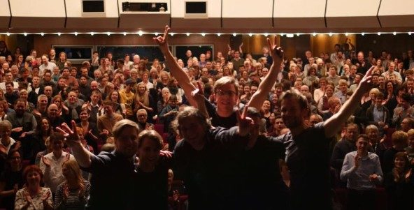 Repercussion rockte das Theater Duisburg