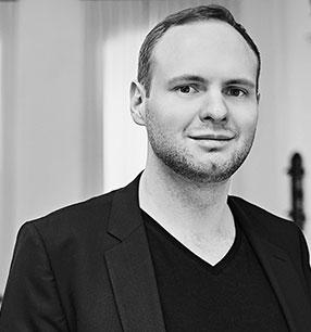 Christian Fritz, Klavier