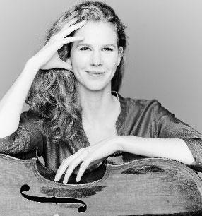 1. Philharmonisches Konzert 2018/19 · Harriet Krijgh Violoncello · Foto: Marco Borggreve