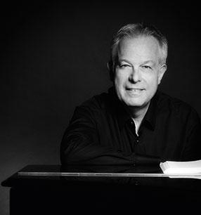 7. Philharmonisches Konzert 2018/19 · Christoph Prégardien Dirigent · Foto: Hans Morren
