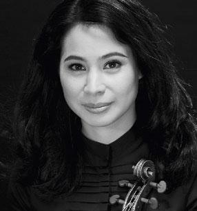 9. Philharmonisches Konzert 2018/19 · Mirijam Contzen Violine · Foto: Tom Specht