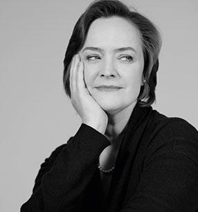 10. Philharmonisches Konzert 2018/19 · Ingeborg Danz Alt · Foto: Felix Broede