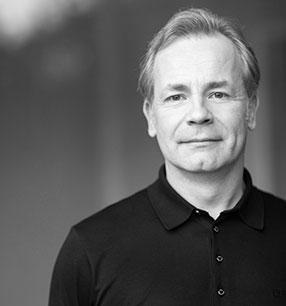 10. Philharmonisches Konzert 2018/19 · Axel Kober Dirigent · Foto: Susanne Diesner