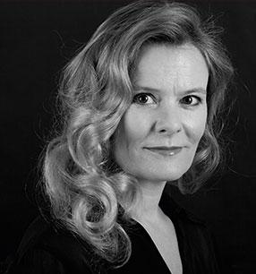 10. Philharmonisches Konzert 2018/19 · Anke Krabbe Sopran · Foto: Gerd Weigelt