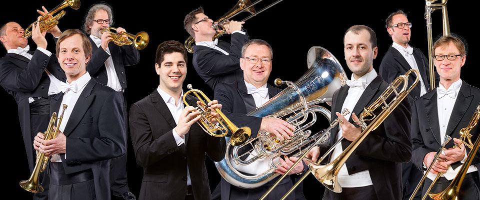 Duisburger Philharmoniker: Die Blechbläser