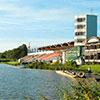 Regattabahn im Sportpark Duisburg