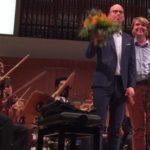 1. Philharmonisches Konzert: Antony Hermes, Dirigent; Erik Boosgraf, Blockflöte