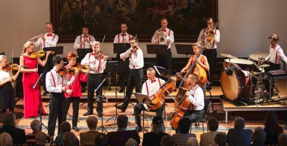 Gelungene Premiere für unser Salonorchester