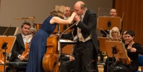 Fotoimpressionen zum 1. Philharmonischen Konzert