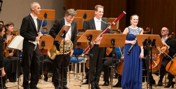 Großartige Solisten im 4. Philharmonischen Konzert
