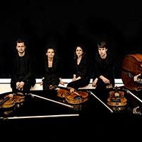 Armida Quartett, Foto Felix Broede