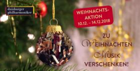 Weihnachten 2019 Musik.Frohe Weihnachten Und Ein Glückliches Neues Jahr Duisburger