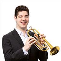 Antony Quennouelle, Trompete