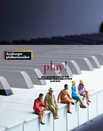 play! Das Jahresprogramm der Duisburger Philharmoniker 2019/2020