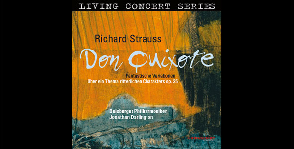 "Richard Strauss ""Don Quixote"""