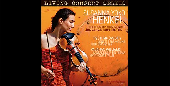 Susanna Yoko Henkel: Tschaikowskys Violinkonzert D-Dur