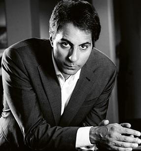 5. Philharmonisches Konzert Saleem Ashkar Klavier Foto: Luidmila Jermies