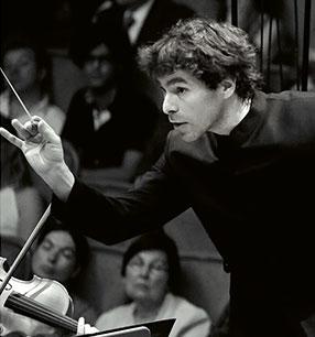 6. Philharmonisches Konzert Benjamin Shwartz Dirigent