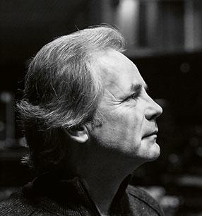7. Philharmonisches Konzert Axel Kober Dirigent Foto: Max Brunnert