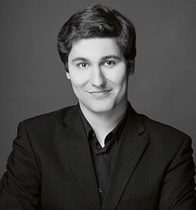 9. Philharmonisches Konzert Patrick Grahl Tenor