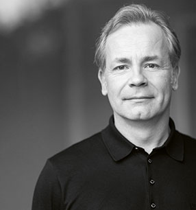 12. Philharmonisches Konzert Axel Kober Dirigent Foto: Susanne Diesner