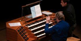 Eule-Orgel glänzte unter Stephen Tharp
