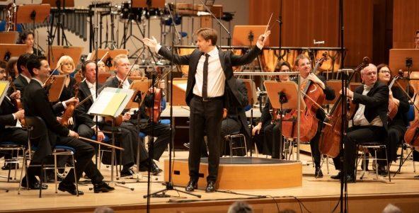 """""""Tanzekstasen"""" im 11. Philharmonischen Konzert"""