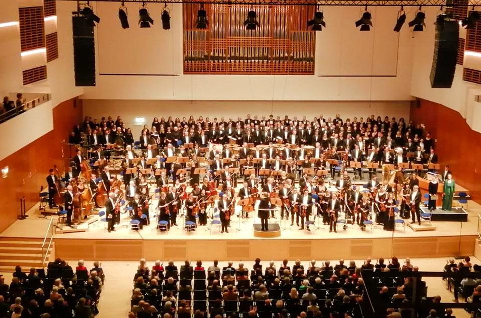 Mahler - Duisburger Philharmoniker