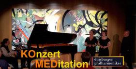 KOnzertMEDitation mit Michael Gees