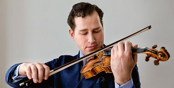 Mit kleinem und großem Pinsel malen – Der Geiger und Dirigent Nikolaj Szeps-Znaider