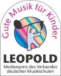 Medienpreis LEOPOLD – Gute Musik für Kinder 2019/2020
