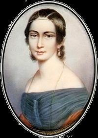 Clara Schumann · Wikimedia nach einer Pastellzeichnung von Andreas Staub