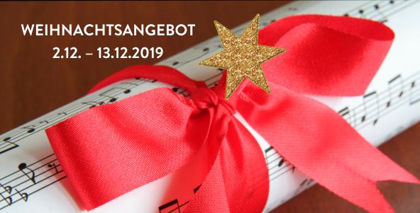 """Unser Weihnachtsangebot: Musik mit """"Biss""""!"""