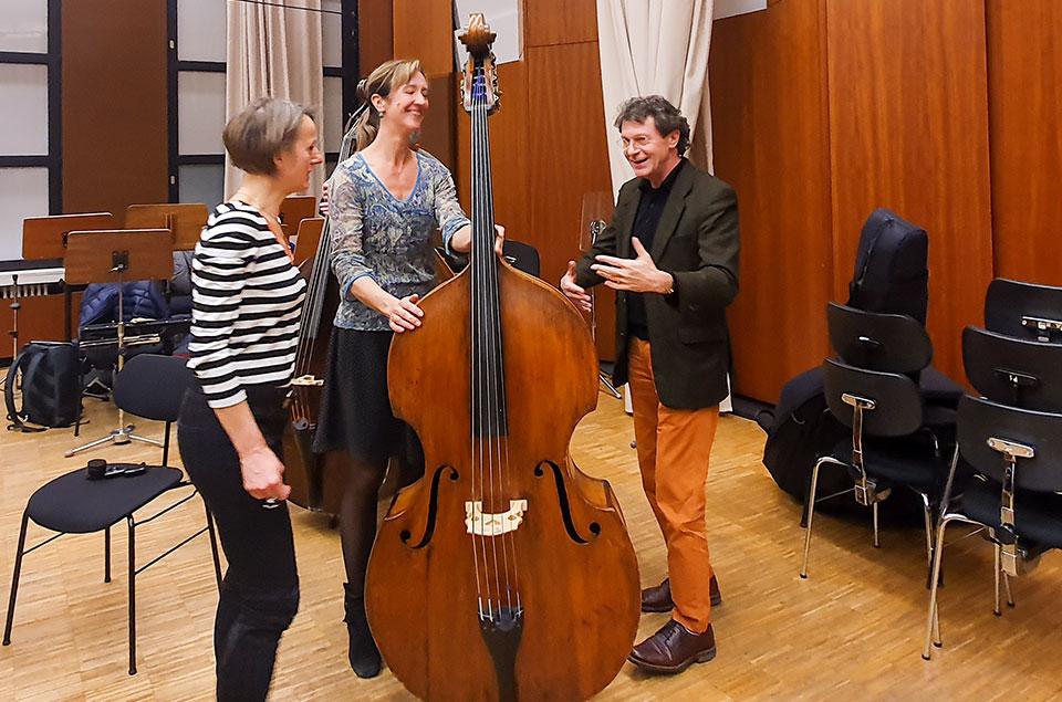 Gesellschaft der Freunde der Duisburger Philharmoniker - meet the orchestra II