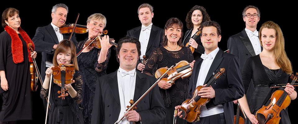 Duisburger Philharmoniker: Die 2. Violinen