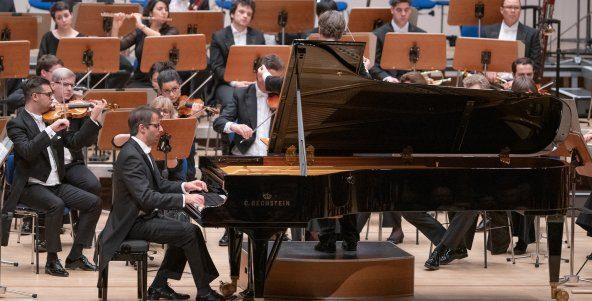 Großer Musikabend im 5. Philharmonischen Konzert
