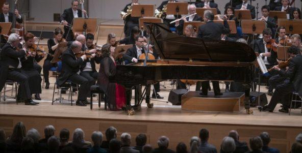 7. Philharmonisches Konzert: Große Begeisterung im ausverkauften Haus