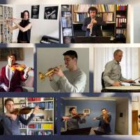 Die Corona-Rheinische Axel Kober, Wolfgang Denhoff   Duisburger Philharmoniker